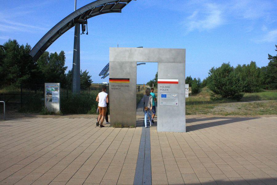 granic polsko niemiecka
