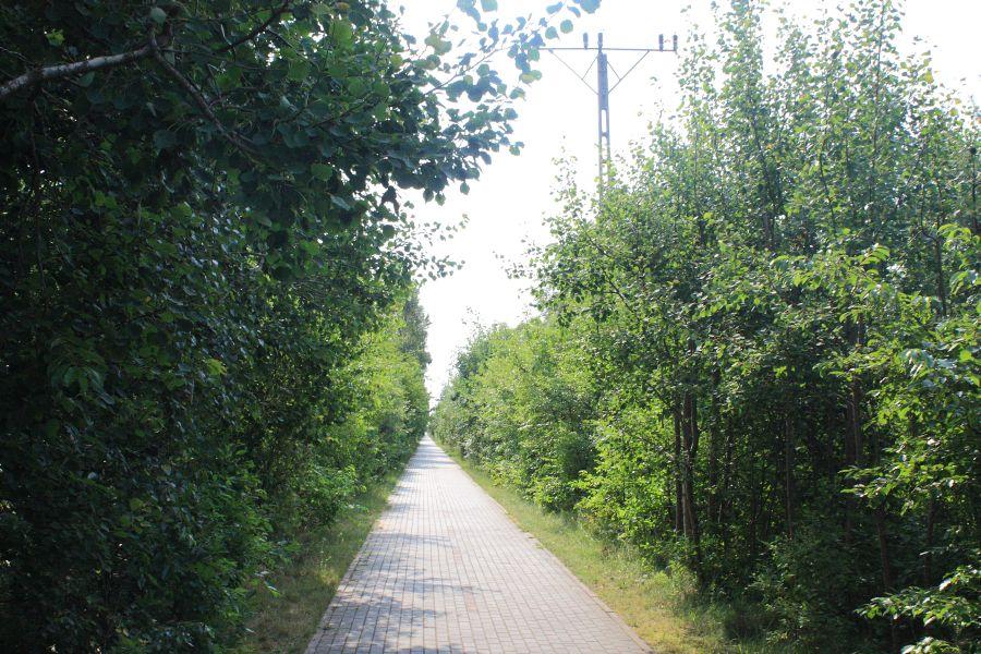 helska ścieżka rowerowa