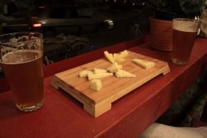 degustacja serów w Rzymie