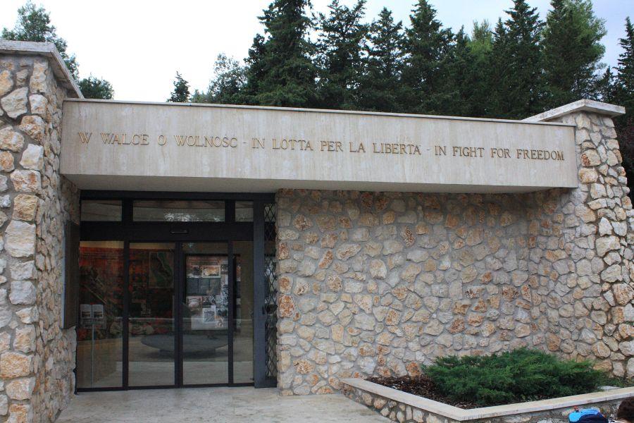 Muzeum pamięci 2 korpusu