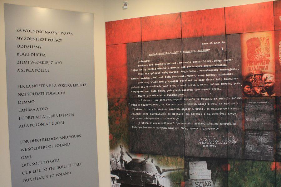 wystawa w muzeum 2 korpusu