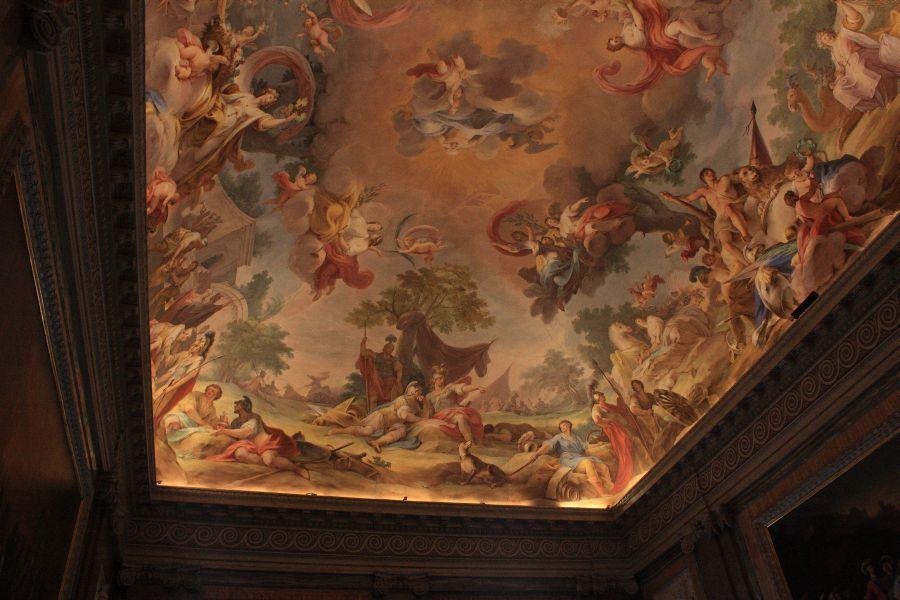 Caserta malowidła
