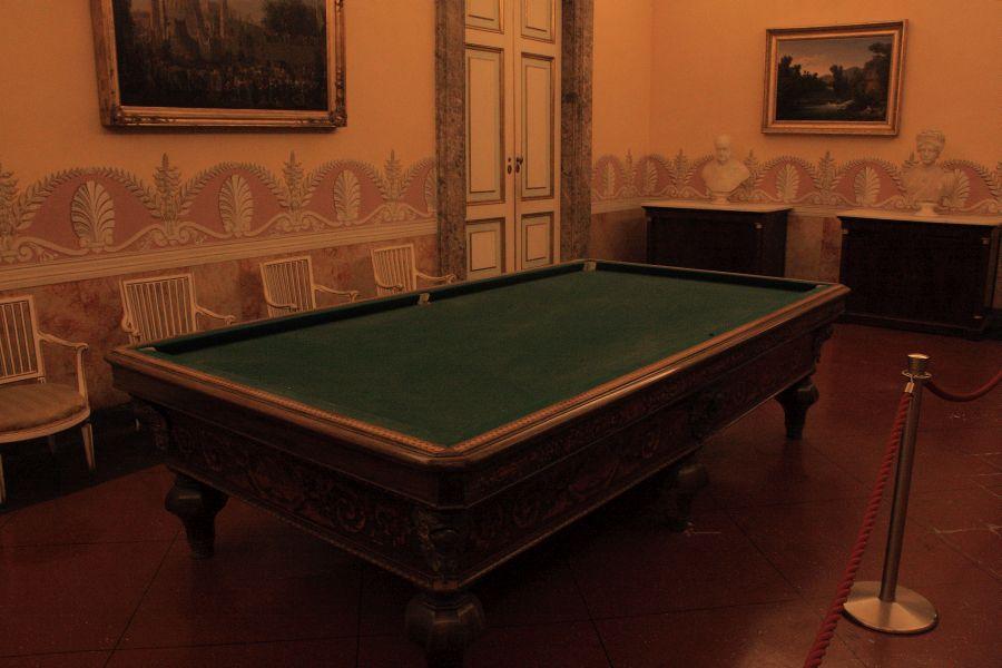 Caserta stół bilardowy
