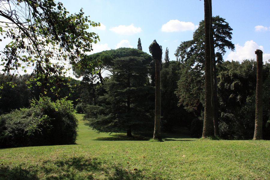 Caserta w ogrodach angielskich