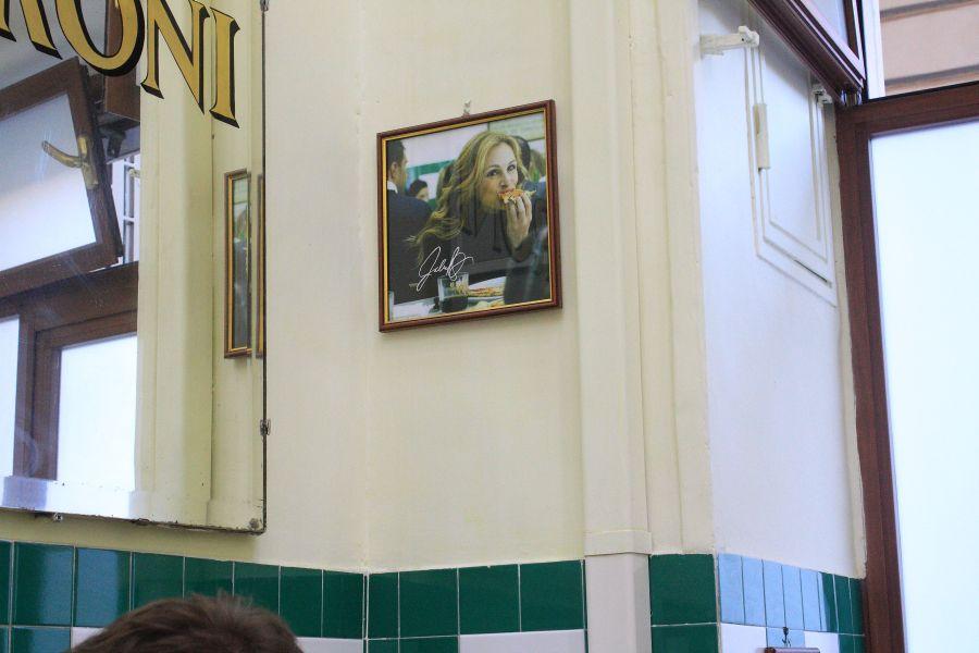 Julia Roberts w da Michele