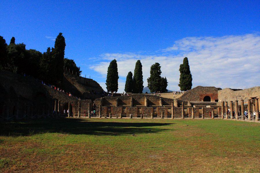 Pompeje arena