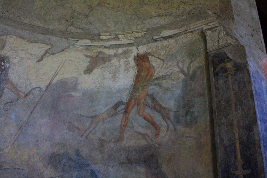 Pompeje malowidła