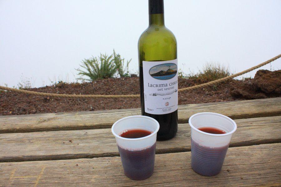 Wezuiusz wino