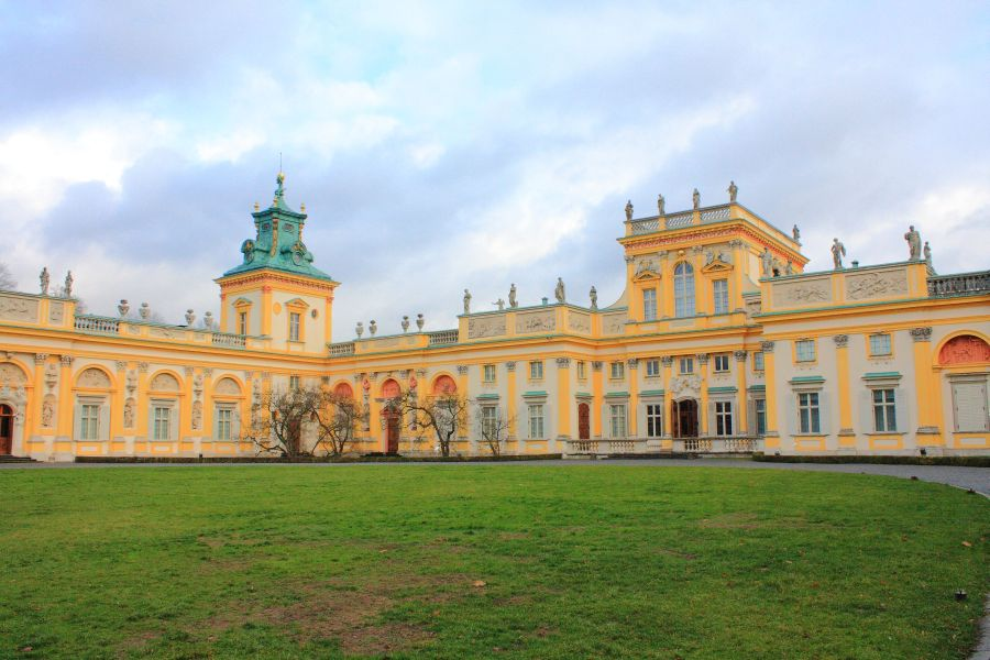 Wilanów pałac