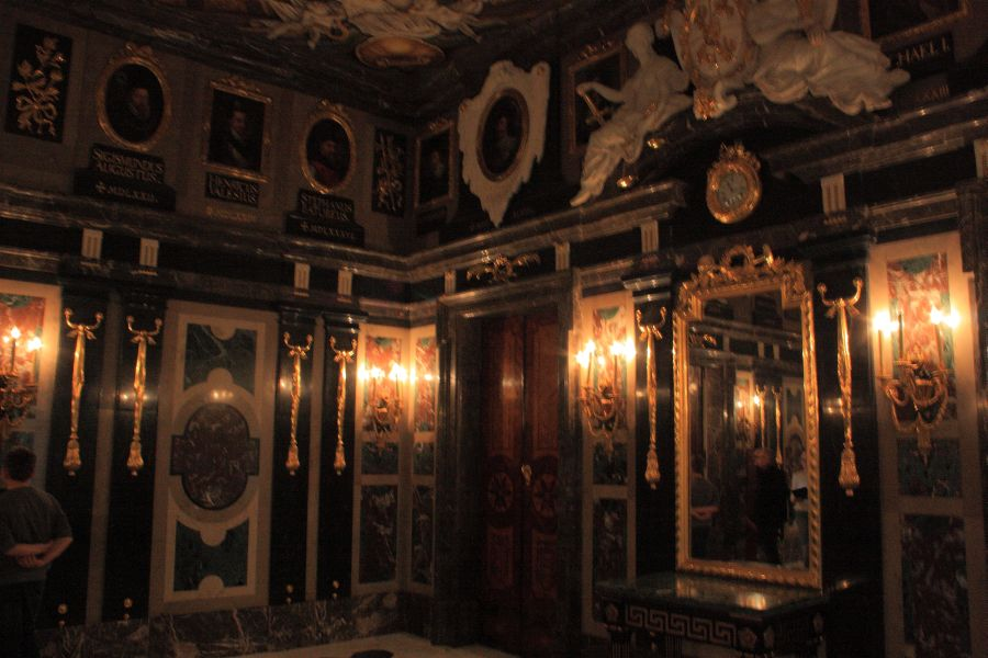 Zamek Królewski wnętrza