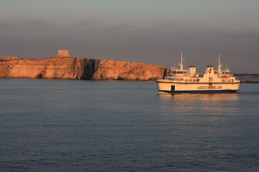 Gozo Channel line