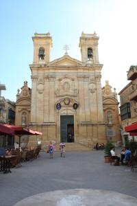 Rabat kościół św Jerzego