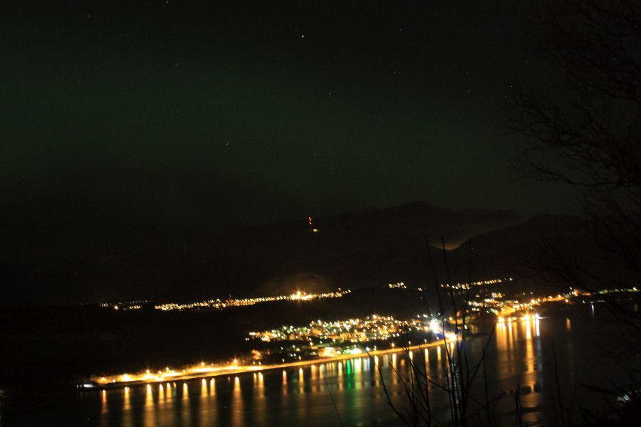 Alesund aurora