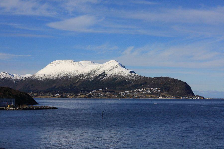 Alesund wyspa Godoya