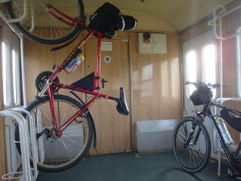 koleje mazowieckie rower