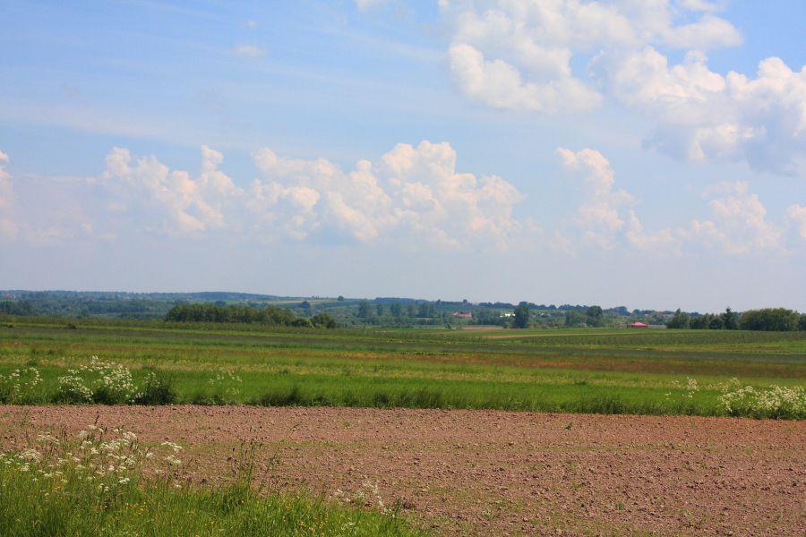 krajobraz świętokrzyski
