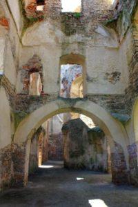 krzyżtopór ruiny