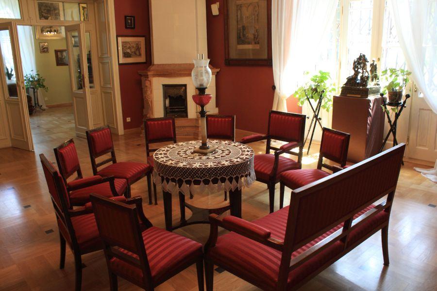 Pokój gościnny Sienkiewiczów